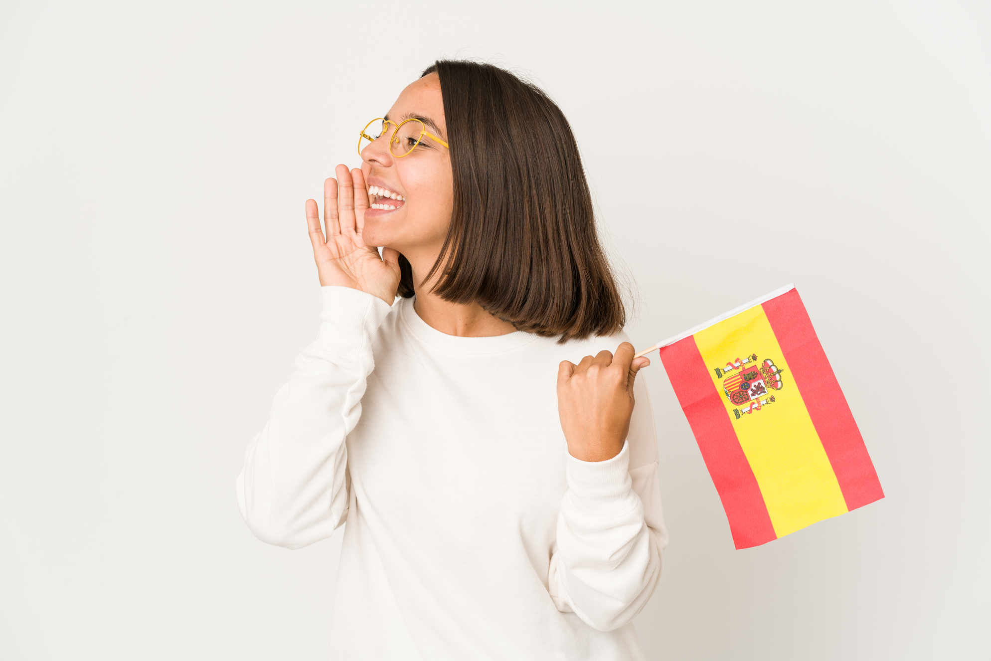 Falar espanhol